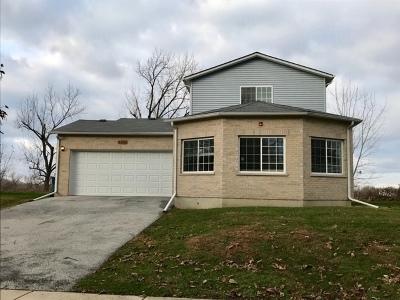Matteson Single Family Home For Sale: 5608 Colgate Lane