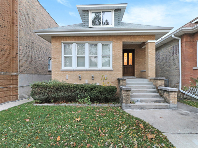 Single Family Home New: 5455 North Spaulding Avenue