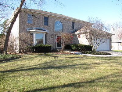 Naperville Single Family Home For Sale: 1775 Frost Lane