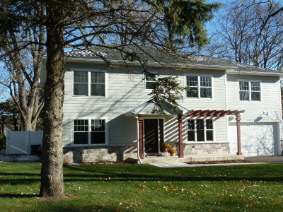 Naperville Single Family Home New: 1430 North Webster Street