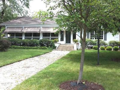 Glen Ellyn Single Family Home For Sale: 270 Kenilworth Court