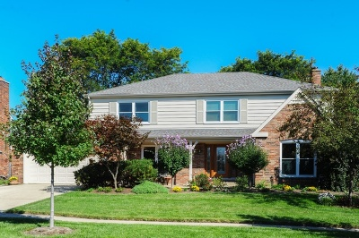Libertyville Single Family Home For Sale: 1728 Eric Lane