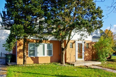 Lincolnwood Single Family Home For Sale: 7001 North Cicero Avenue