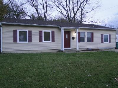 Romeoville Single Family Home For Sale: 203 Troxel Avenue