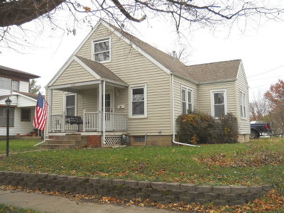 Ogle County Single Family Home For Sale: 208 West North Street