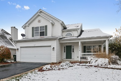 Naperville Single Family Home For Sale: 3403 Parliament Lane