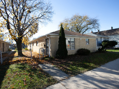 Calumet City Multi Family Home For Sale: 505 Pulaski Road