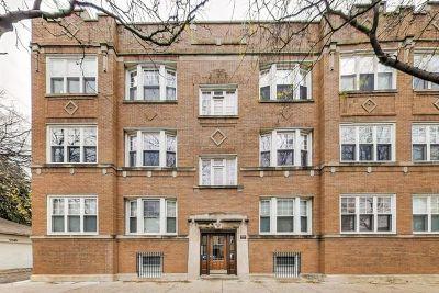 Condo/Townhouse For Sale: 3408 West Sunnyside Avenue #2