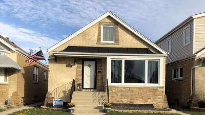 Berwyn Single Family Home New: 3829 Elmwood Avenue