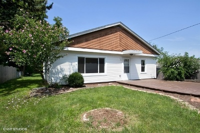 Oak Forest Single Family Home For Sale: 15400 Kilpatrick Avenue