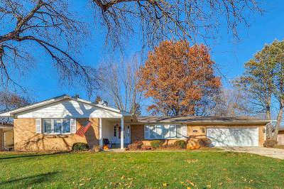 Elburn Single Family Home New: 212 East Lilac Street