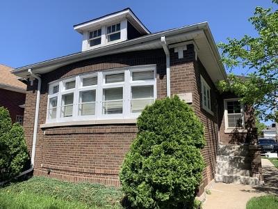Cicero Single Family Home New: 2507 South Austin Boulevard