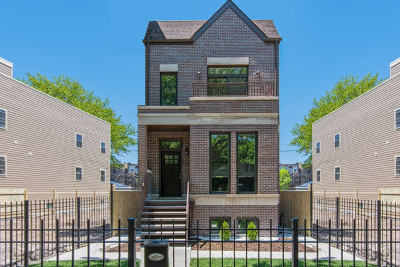 Cook County Single Family Home New: 4525 South Prairie Avenue