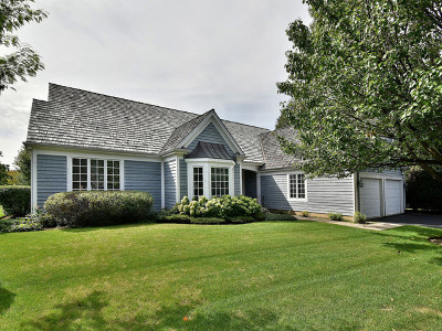 Lake Forest Single Family Home New: 670 South Eaton Court