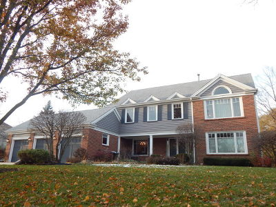 Buffalo Grove Single Family Home For Sale: 2326 Birchwood Lane