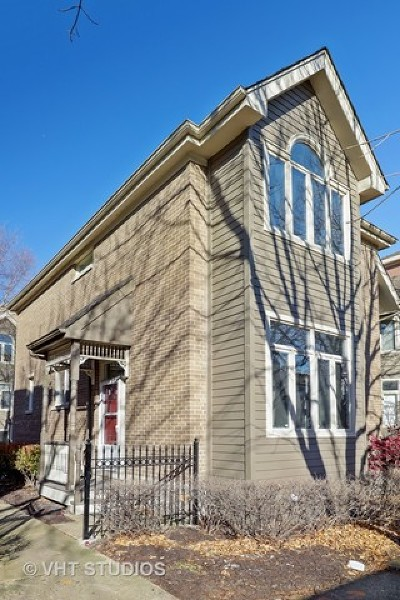 Chicago Condo/Townhouse New: 1248 West Fletcher Street #A