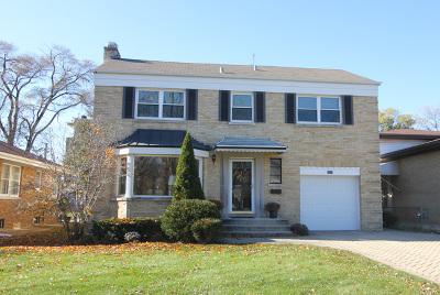 Oak Park Single Family Home New: 1217 North Marion Street