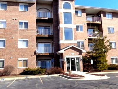 Du Page County Condo/Townhouse New: 941 North Swift Road #404