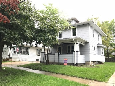 Aurora Single Family Home New: 529 Simms Street