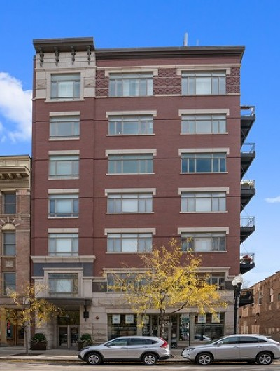 Chicago Condo/Townhouse New: 1429 North Wells Street #604