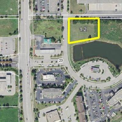 Joliet Residential Lots & Land For Sale: 1400 Riverboat Center Drive