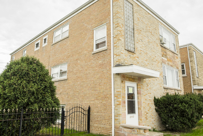 North Riverside Multi Family Home New: 8443 West Cermak Road