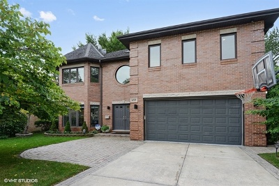 Skokie Single Family Home For Sale: 4235 Suffield Court
