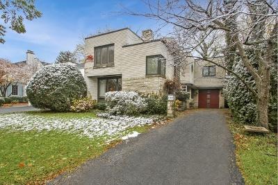 Wilmette Single Family Home New: 2140 Beechwood Avenue