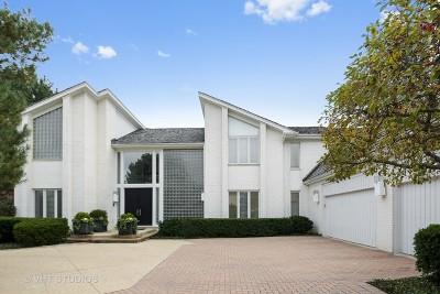 Highland Park Single Family Home For Sale: 1830 Hybernia Drive