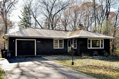 Downers Grove Single Family Home Price Change: 1131 Timber Trails Road