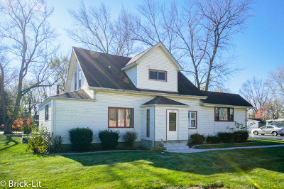 Tinley Park Single Family Home New: 17704 Highland Avenue