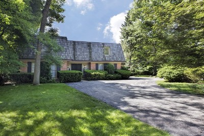 Winnetka Single Family Home For Sale: 144 Whitebridge Lane