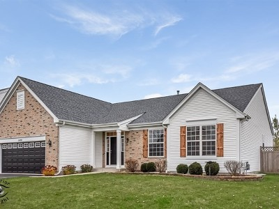 Dekalb Single Family Home For Sale: 1608 Grange Road