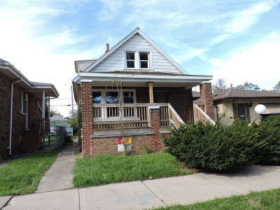 Chicago Single Family Home New: 9936 South Sangamon Street