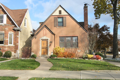 Cook County Single Family Home New: 6701 North Octavia Avenue