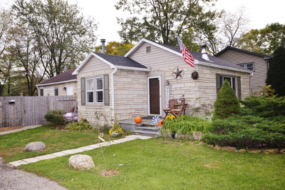 Palatine Single Family Home For Sale: 1189 North Coolidge Avenue