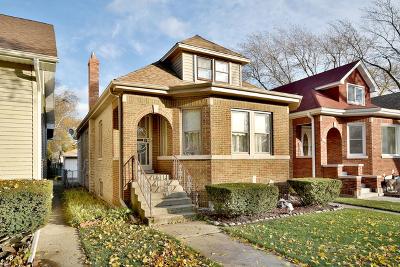 Chicago Single Family Home New: 5107 North Kolmar Avenue