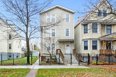 Chicago Multi Family Home New: 3238 North Whipple Street