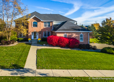 Frankfort Single Family Home Price Change: 10854 Pembrook Court