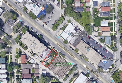 Chicago Residential Lots & Land For Sale: 5918 North Lincoln Avenue