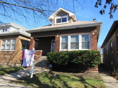 Berwyn Single Family Home New: 1427 Scoville Avenue
