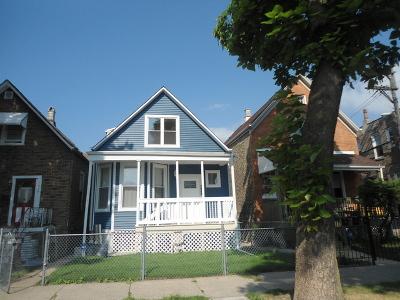 Chicago Single Family Home New: 1940 North Kilbourn Avenue