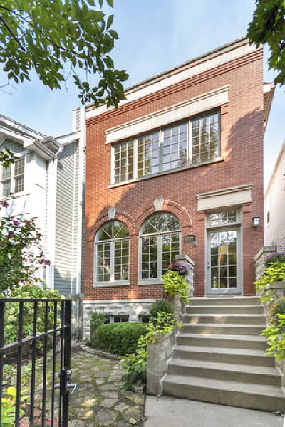 Chicago Single Family Home New: 1920 West George Street