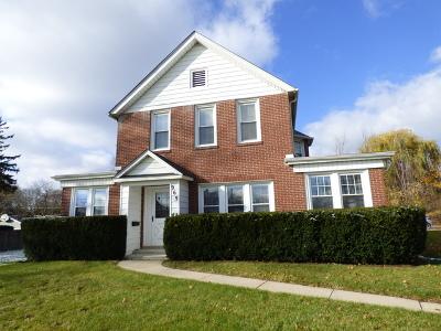 Highland Park Single Family Home For Sale: 969 Central Avenue
