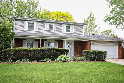 Darien Single Family Home New: 7422 Richmond Avenue
