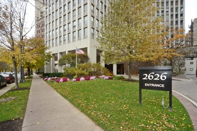 Cook County Condo/Townhouse New: 2626 North Lakeview Avenue #604