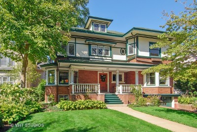 Oak Park Single Family Home For Sale: 415 Forest Avenue