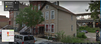 Chicago Residential Lots & Land For Sale: 2008-10 West 21 Street