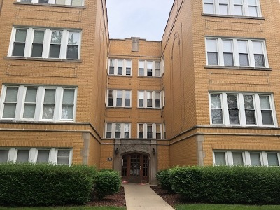 Condo/Townhouse New: 6311 North Albany Avenue #2A