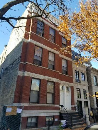 Chicago IL Multi Family Home New: $975,000